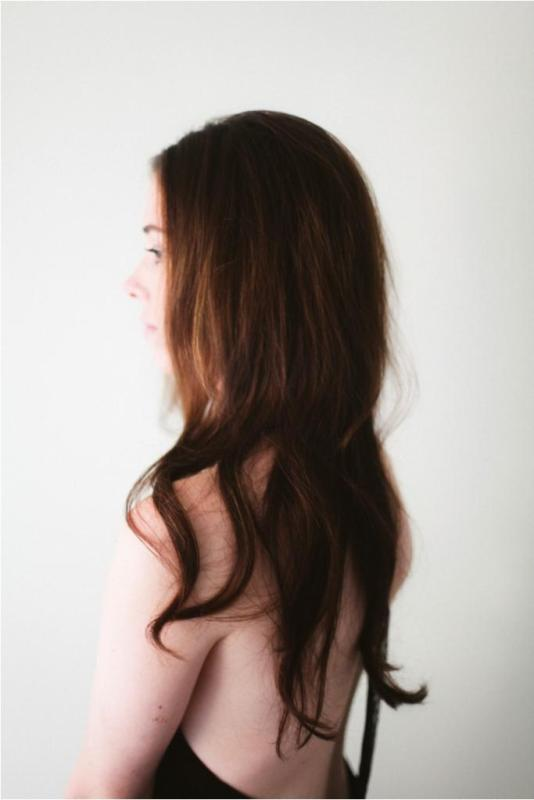 Picture Of how to make the minimalist curls  1