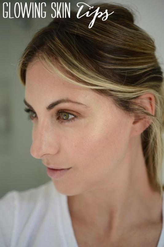 Picture Of how to make your skin glow diy illuminating makeup  1