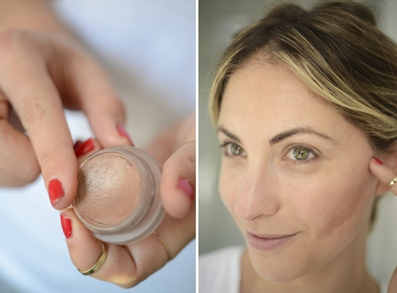 Picture Of how to make your skin glow diy illuminating makeup  3