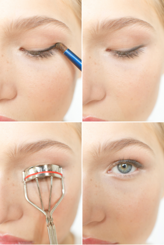 Picture Of how to open your eyes diy fresh makeup for everyday  3