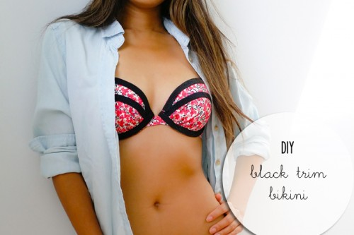 How To Renew Your Bikini: 10 Easy DIY Projects