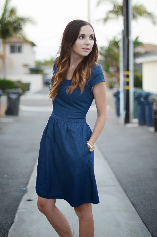 Picture Of how to resize an oversized dress easily  3