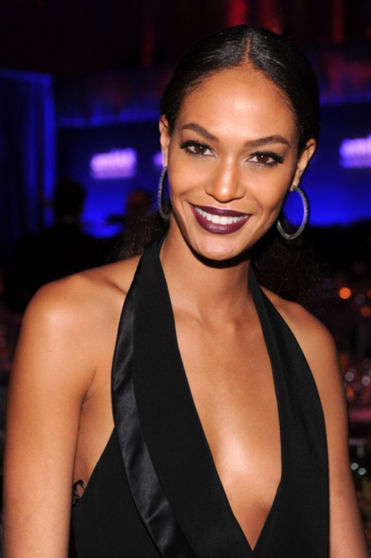 Picture Of how to rock dark lips 15 best examples from celebrities  10