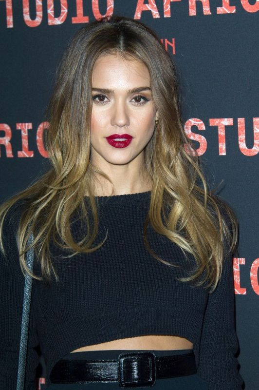 Picture Of how to rock dark lips 15 best examples from celebrities  15