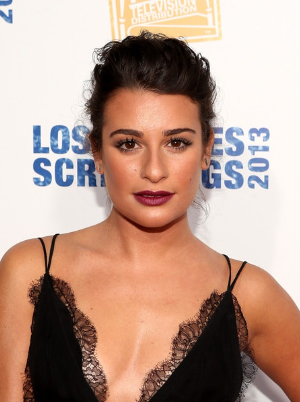 Picture Of how to rock dark lips 15 best examples from celebrities  7