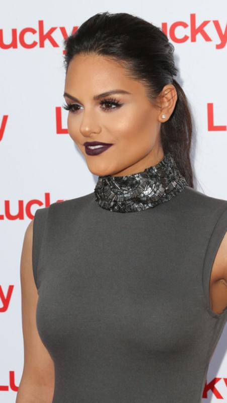 Picture Of how to rock dark lips 15 best examples from celebrities  9