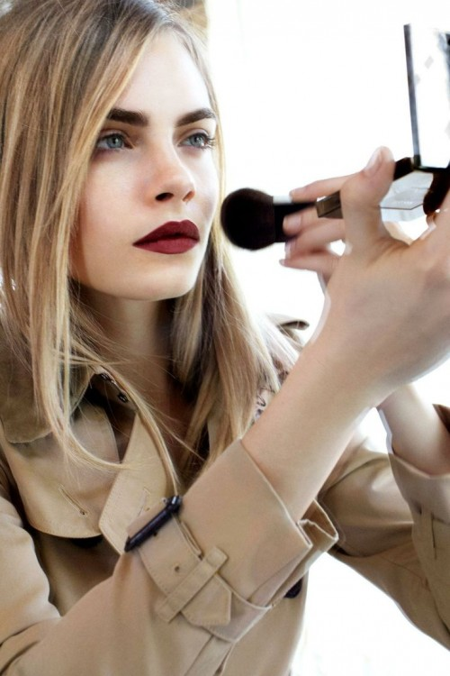 How To Rock Marsala Makeup: 15 Examples