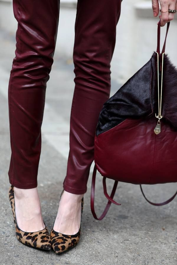 Picture Of how to wear pantones 2015 color cool ways  16