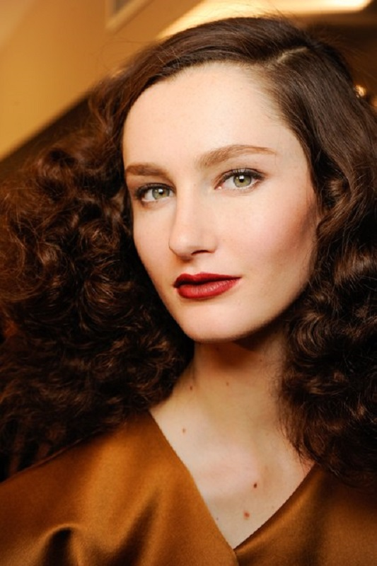 Picture Of inspiring autumnwinter 2013 14 beauty trends from fashion catwalks  7