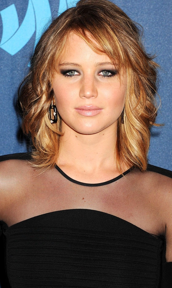 Picture Of inspiring celebrities short hairstyles  1