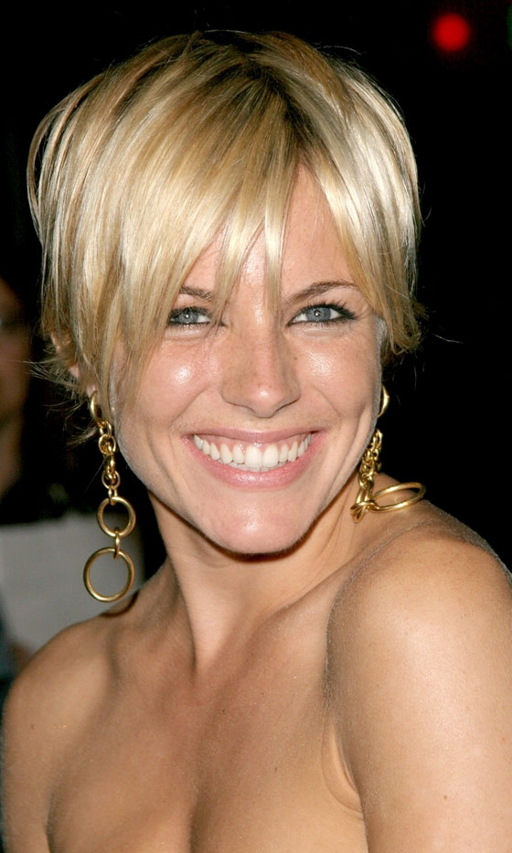 Picture Of inspiring celebrities short hairstyles  10