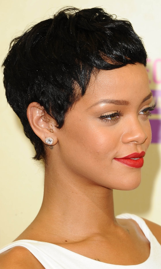Picture Of inspiring celebrities short hairstyles  11