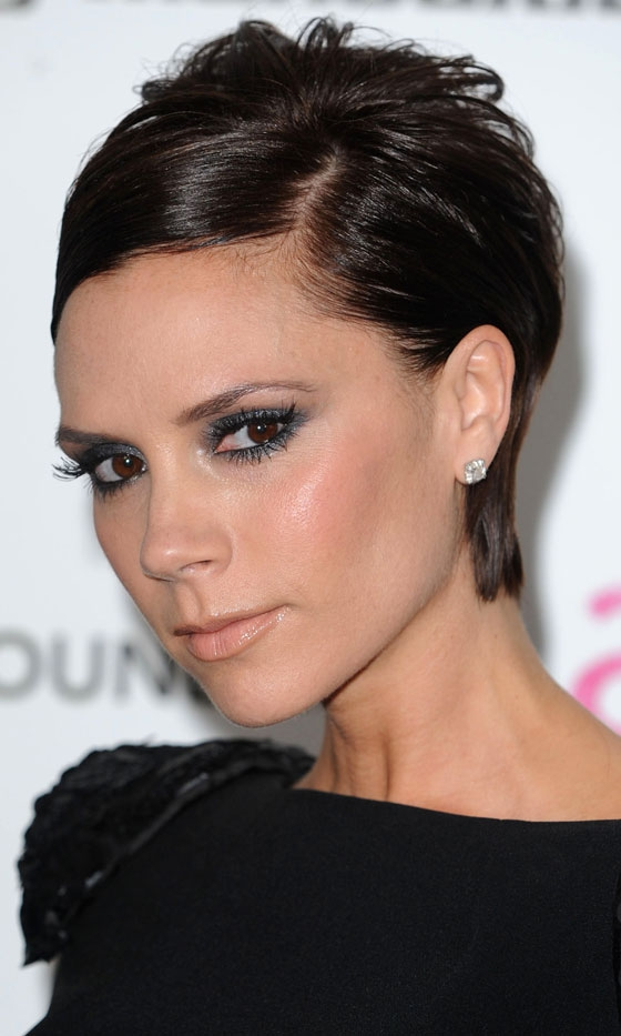 Picture Of inspiring celebrities short hairstyles  13