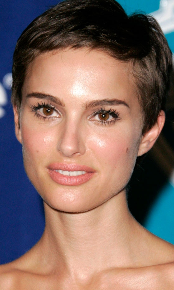 Picture Of inspiring celebrities short hairstyles  18