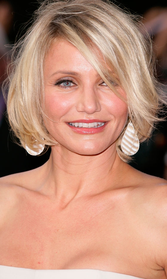 Picture Of inspiring celebrities short hairstyles  20