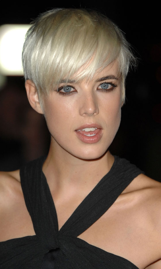 Picture Of inspiring celebrities short hairstyles  22