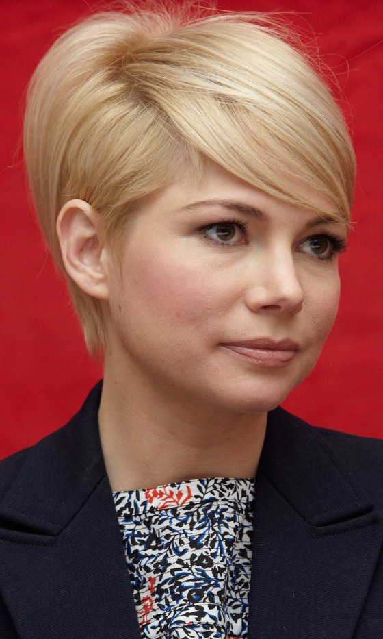 Picture Of Inspiring Celebrities Short Hairstyles 4