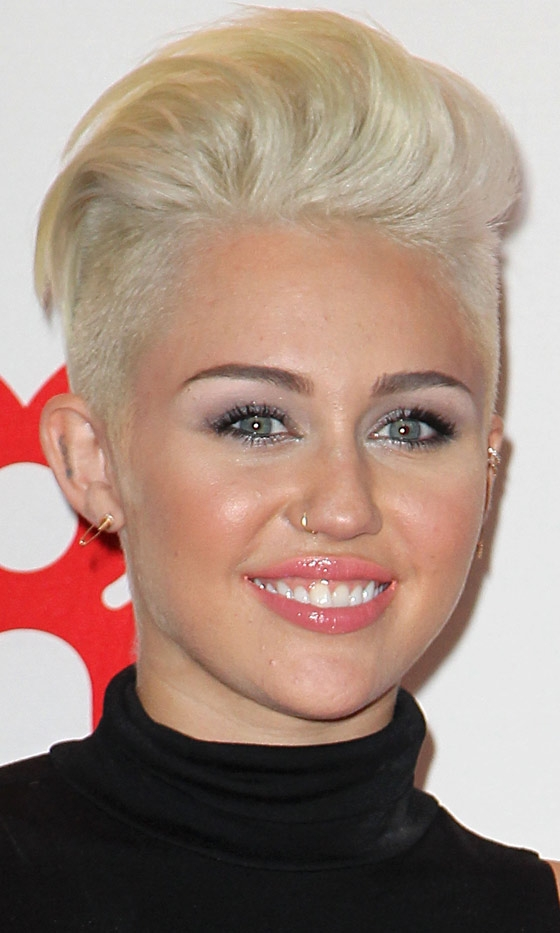 Picture Of inspiring celebrities short hairstyles  5