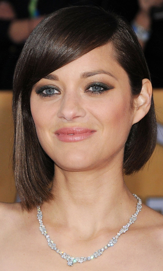 Picture Of inspiring celebrities short hairstyles  6