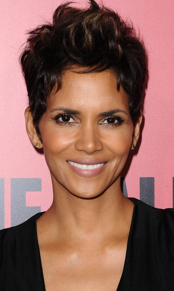 Picture Of inspiring celebrities short hairstyles  9