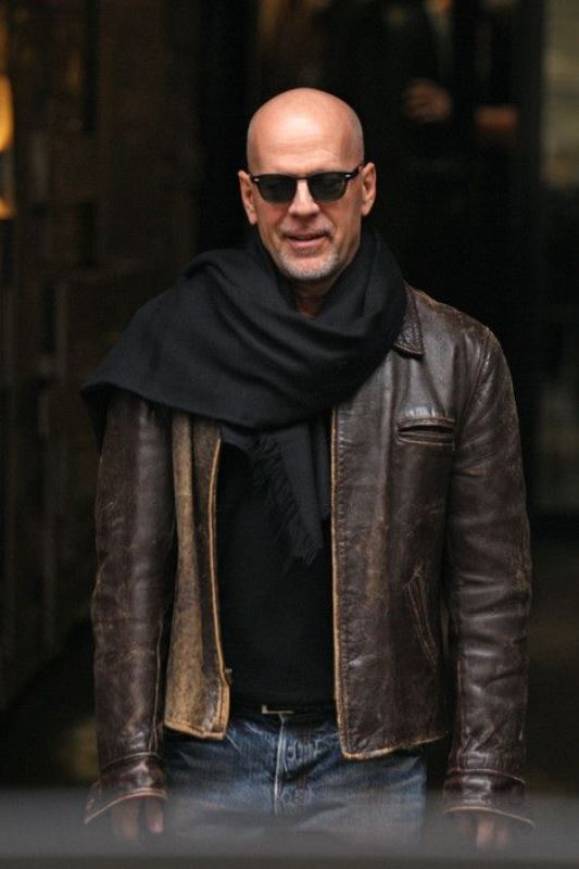 Picture Of men scarves inspiration 19 stylish fall looks to recreate  14