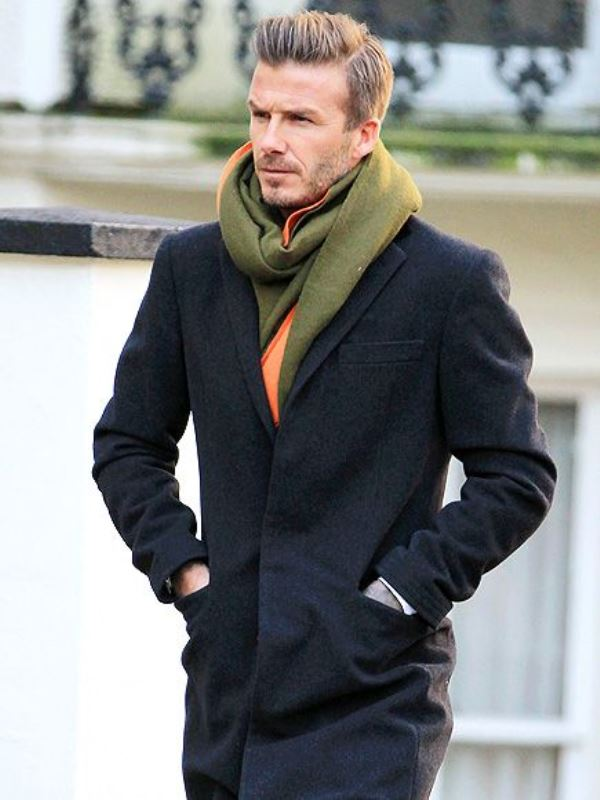 Picture Of men scarves inspiration 19 stylish fall looks to recreate  2