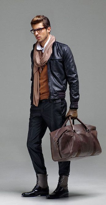 27 inspiring men work outfits with boots 187 photo 14