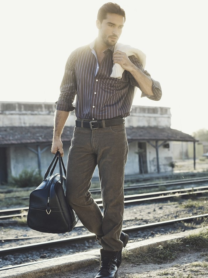 Picture Of men work outfits with boots  18