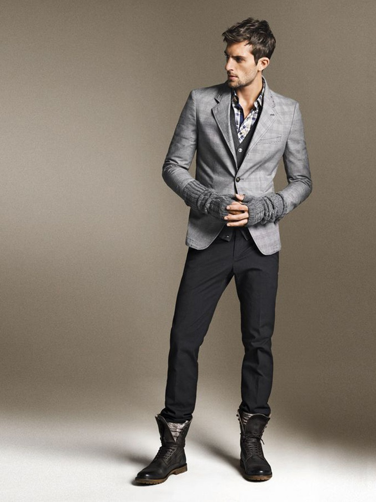 27 inspiring men work outfits with boots 187 photo 5