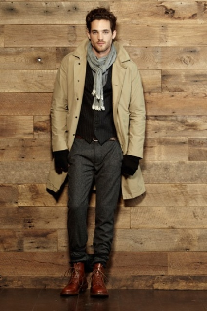 27 Inspiring Men Work Outfits With Boots | Styleoholic