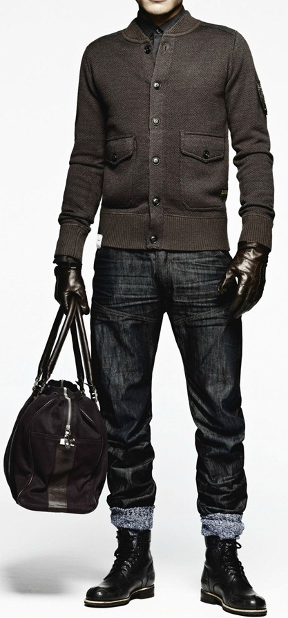 Men work outfits with boots 8 Styleoholic