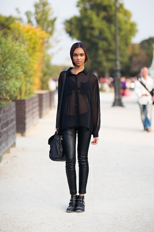 Picture Of monochrome madness or 13 trendy ways to wear all one color  9