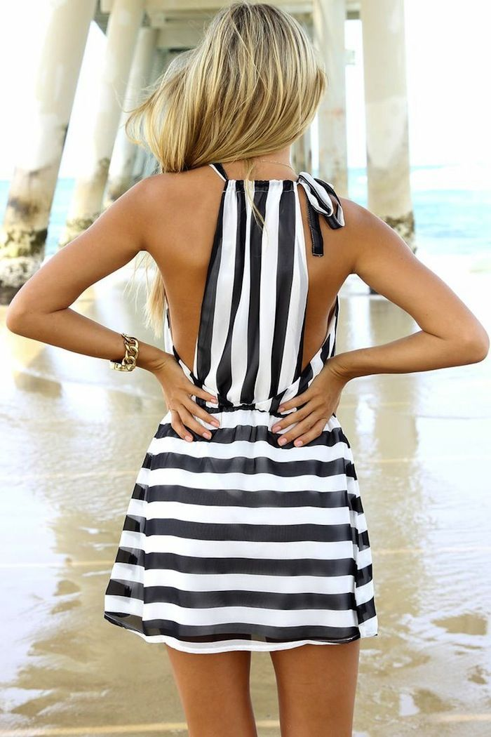 Picture Of nautical outfits for your vacation at the seaside  14