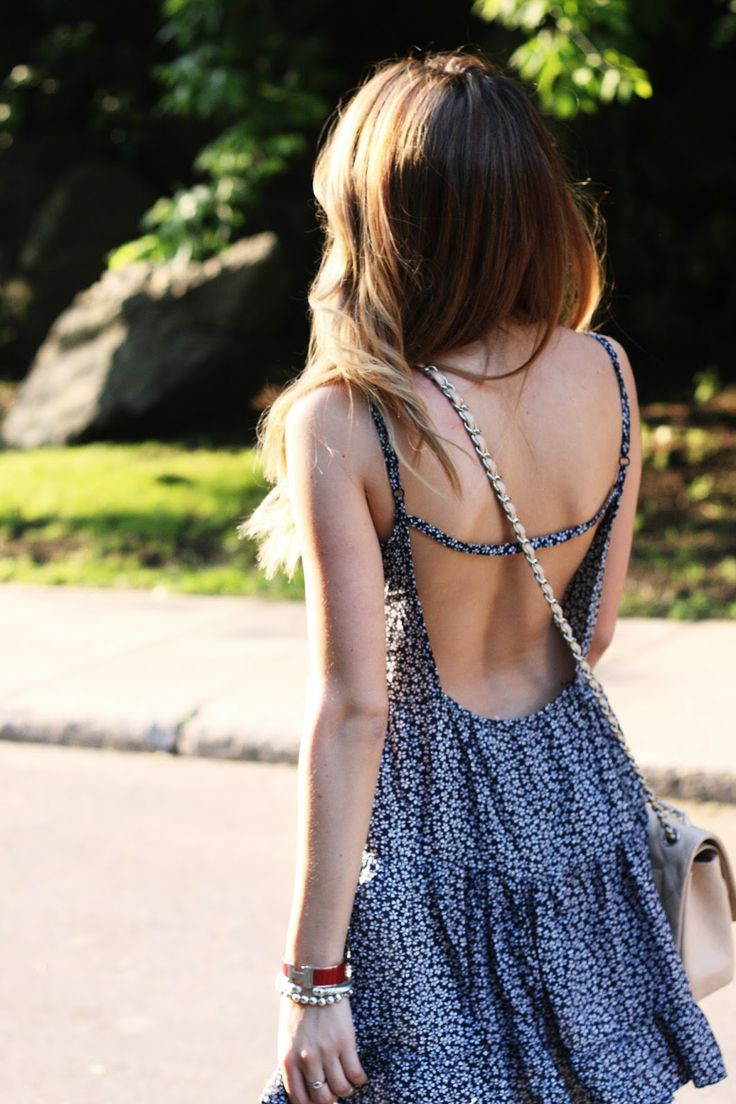 Picture Of open back dresses for summer  11