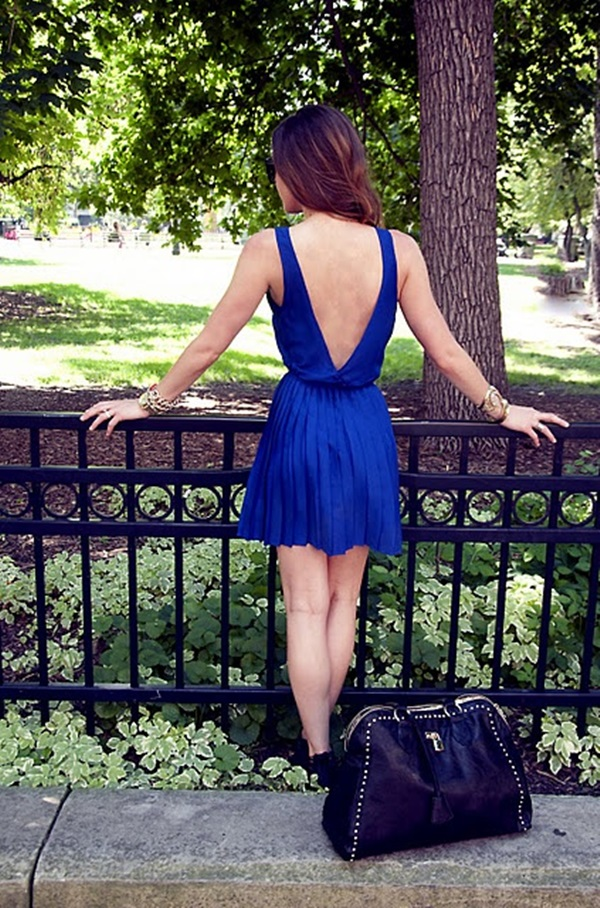 Picture Of open back dresses for summer  26
