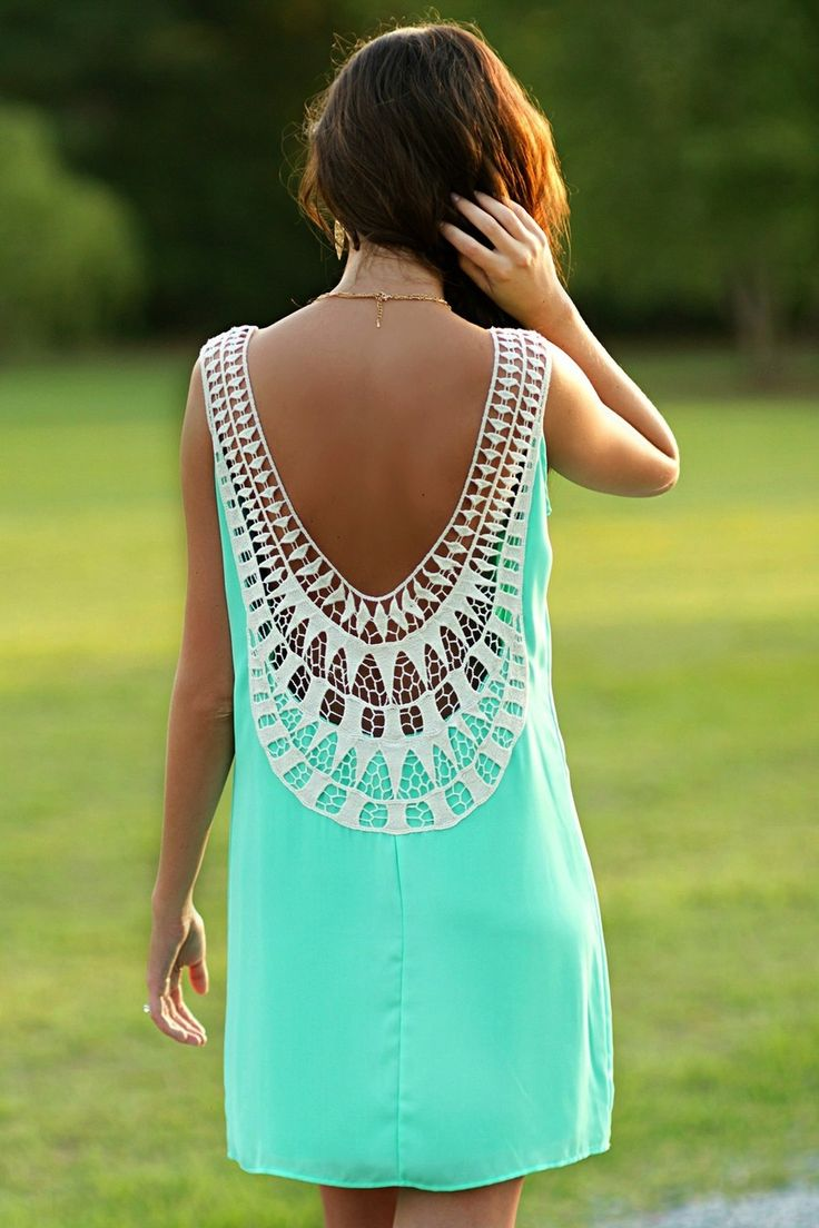 Picture Of open back dresses for summer  9