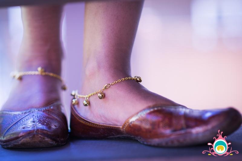 Picture Of original diy indian anklets for summer  7