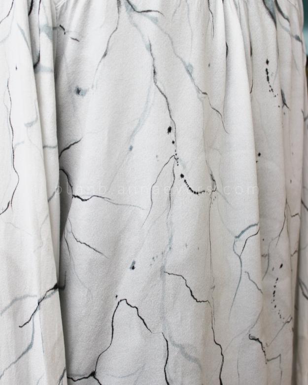 Picture Of original diy marble print shirt  6