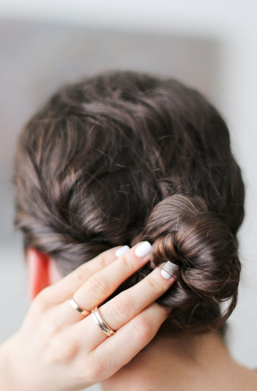Picture Of original runway inspired diy braided hairstyle  2