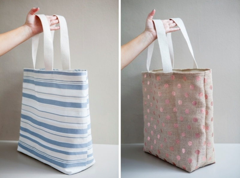 Picture Of perfect diy beach bag to make  4
