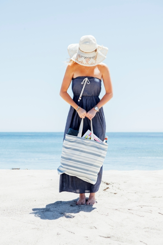 Picture Of perfect diy beach bag to make  5