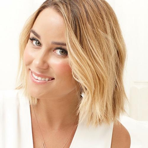 Perfect DIY Lauren Conrad's Beach Waves For Short Hair