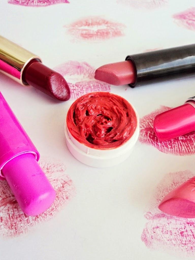 powder lip gloss