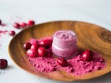 cranberry lip gloss
