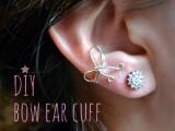 pretty-diy-bow-ear-cuff-1