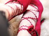 pretty-diy-lace-up-heels-4
