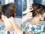 pretty-simple-diy-updo-for-short-hair-3