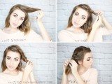 quick-diy-rolled-braid-updo-for-short-hair-2