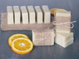 soaps with a fresh orange scent