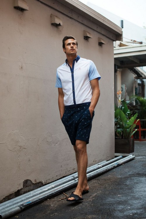 Relaxed Yet Stylish Men Vacation Outfits